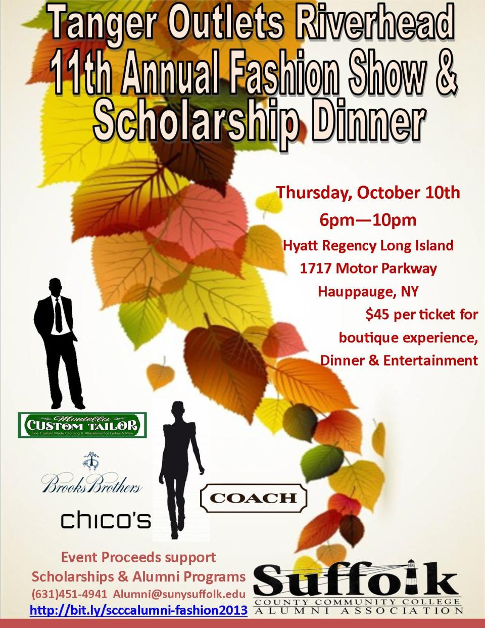 Dinner suffolk county community college alumni for Hyatt regency long island 1717 motor parkway hauppauge ny 11788