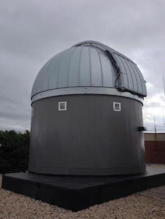 Suffolk County Community College has recently installed a state-of-the-art observatory on the roof of the Smithtown Science Building on the Ammerman Campus in Selden. Once commissioned, the College will have one of the largest observatory facilities on Long Island and will be among the largest in New York State.