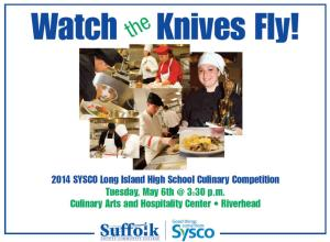 Culinary Sysco Competition