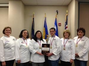 SCCC Culinary Award