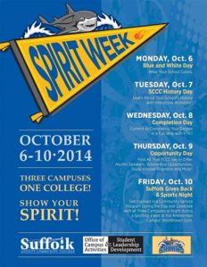 Spirit Week 2014-09-22