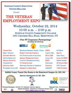 Veteran Job Expo 2014_10_22