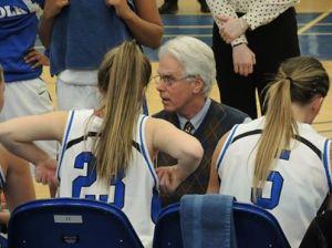Coach Kevin Foley