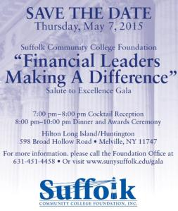 Suffolk Community College Foundation Gala
