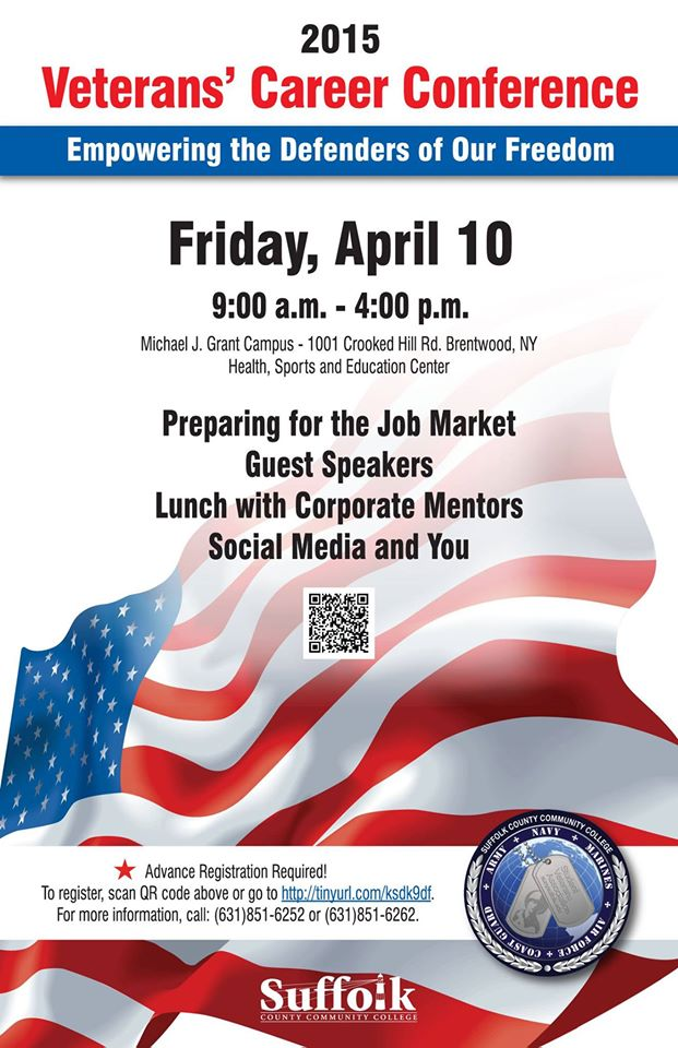 Veteran Career Conference 2015-4-10