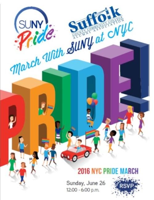 SUNY Pride 2016