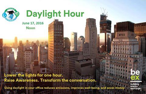 Daylight Hour 2016