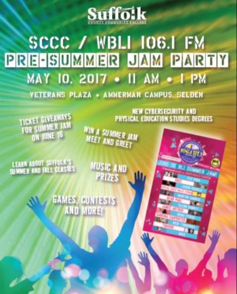 2017-5-10 Pre Summer Jam