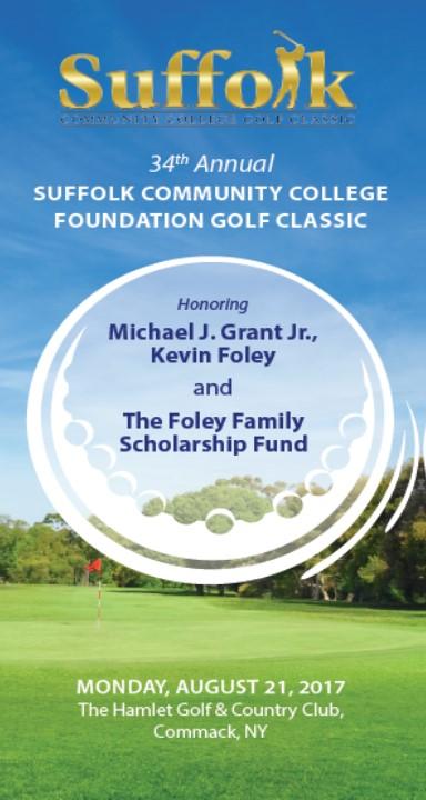 Golf Invitation Cover