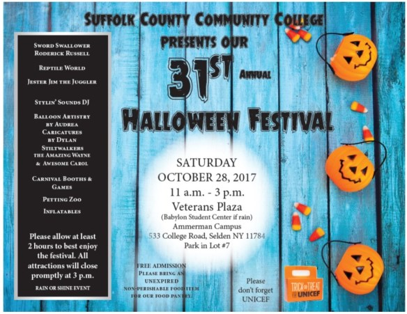 sccc ammerman campus map Seeking Alumni Volunteers For 31st Annual Halloween Festival At sccc ammerman campus map