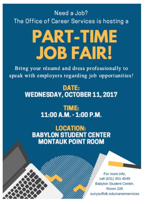 PT Job Fair 2017-10-11