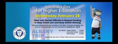 Advocacy Day Albany 2018