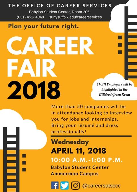 Career Fair 2018