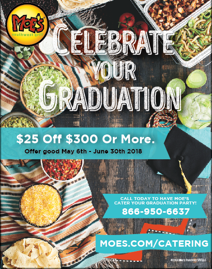 Moes2018GradCatering