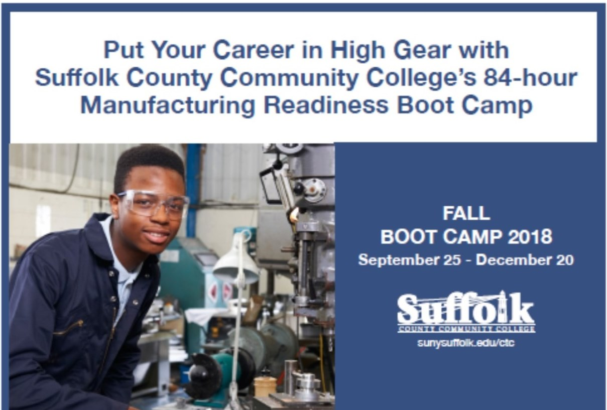 Put Your Career In High Gear With Suffolk County Community Colleges